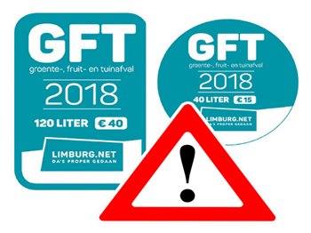 Haal je GFT-sticker voor 1 april!